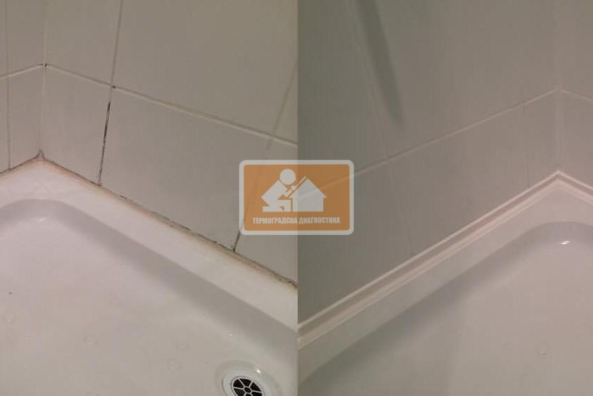 префугиране на бани и тераси
